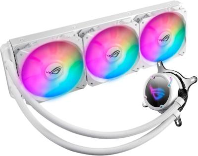 ROG Strix LC 360 RGB White Edition RGB Fan View