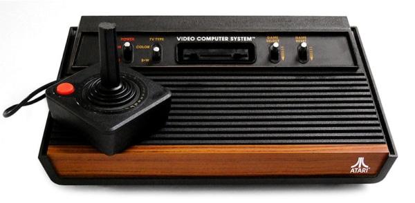 Original Atari VCS Console 1