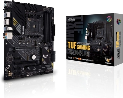 ASUS TUF Gaming B550-PLUS Box View