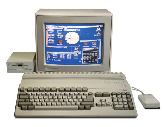 Atari Amiga