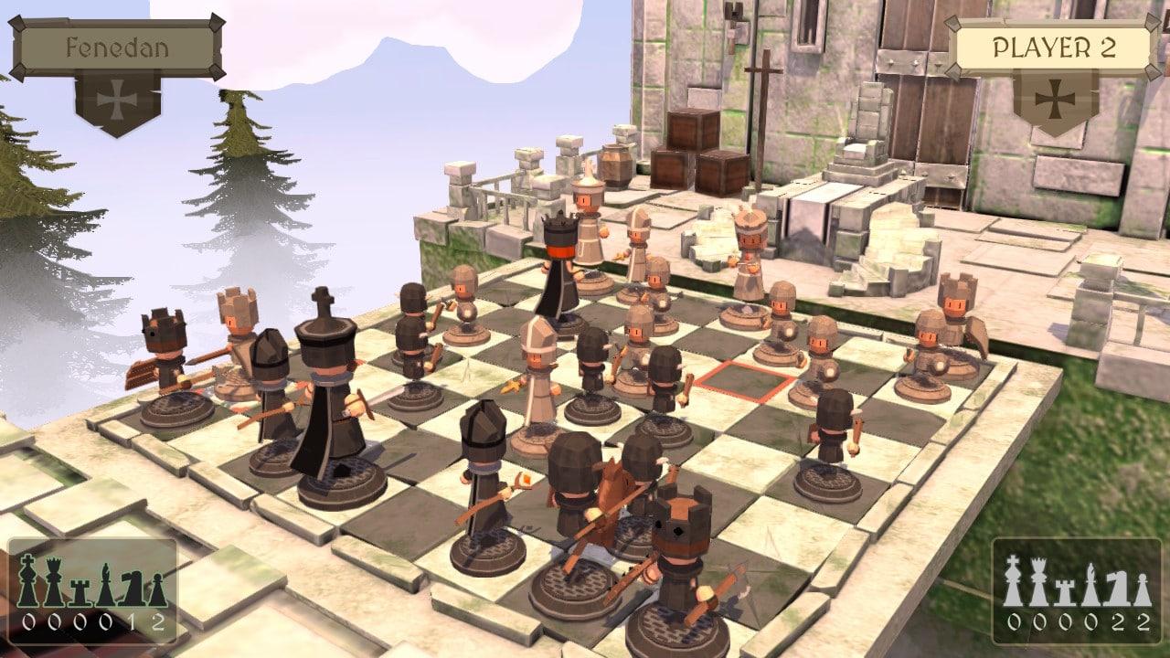 Chess Gambit Screenshot