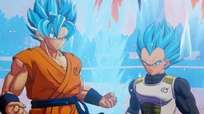Dragon Ball Z: Kakarot + A New Power Awakens Set Screenshot 3