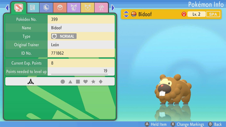 Pokémon Brilliant Diamond Game Screenshot 5