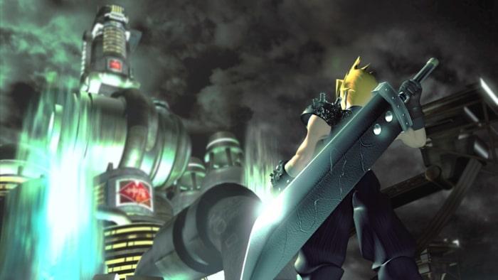 Final Fantasy VII Original Artwork