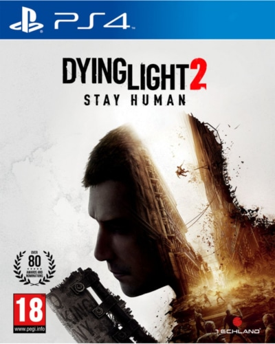 Dying Light 2 Box Art PS4