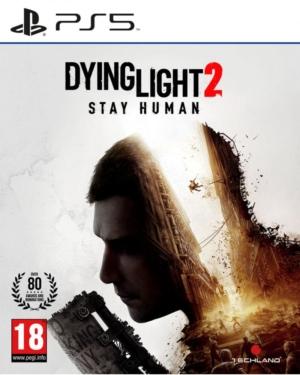 Dying Light 2 Box Art PS5
