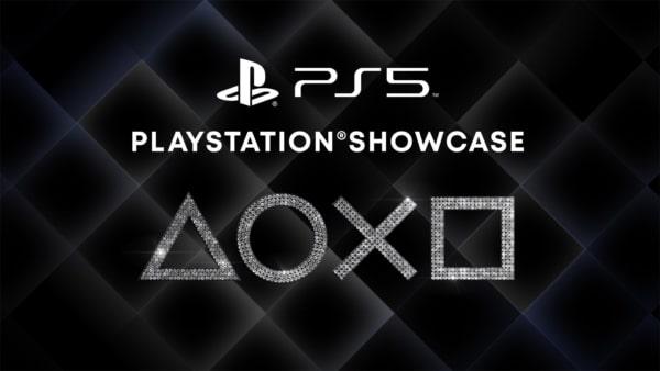 PlayStation Showcase 2021 Logo Poster