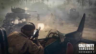 Call of Duty: Vanguard Game Screenshot 3