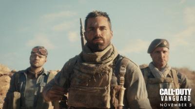 Call of Duty: Vanguard Game Screenshot 2