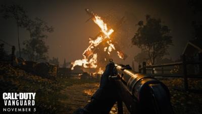 Call of Duty: Vanguard Game Screenshot 5