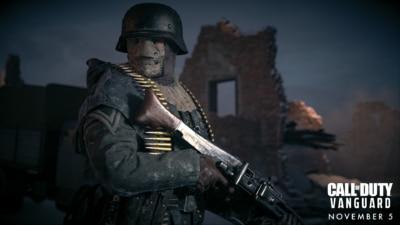 Call of Duty: Vanguard Game Screenshot 1