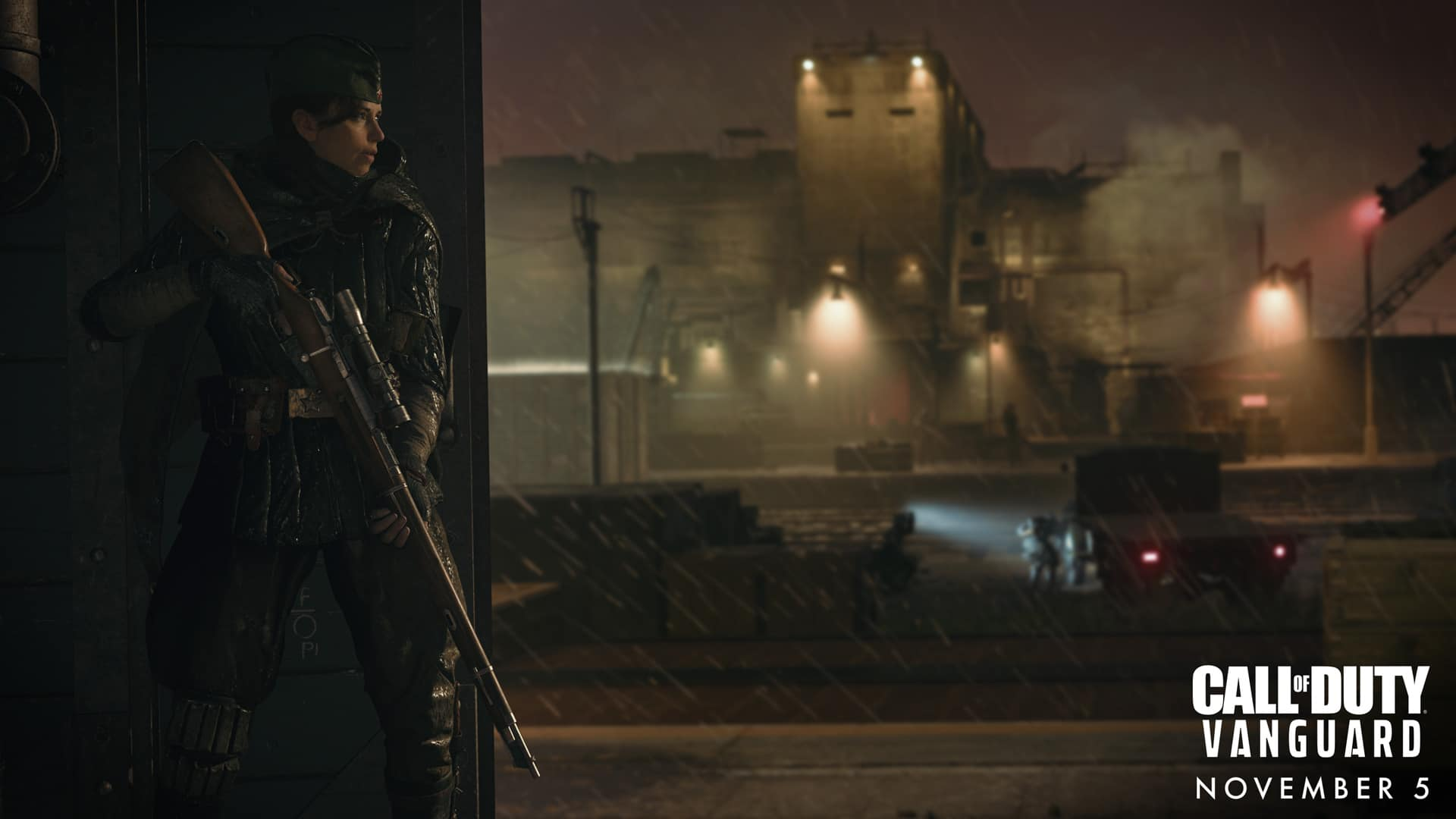 Call of Duty: Vanguard Game Screenshot 4
