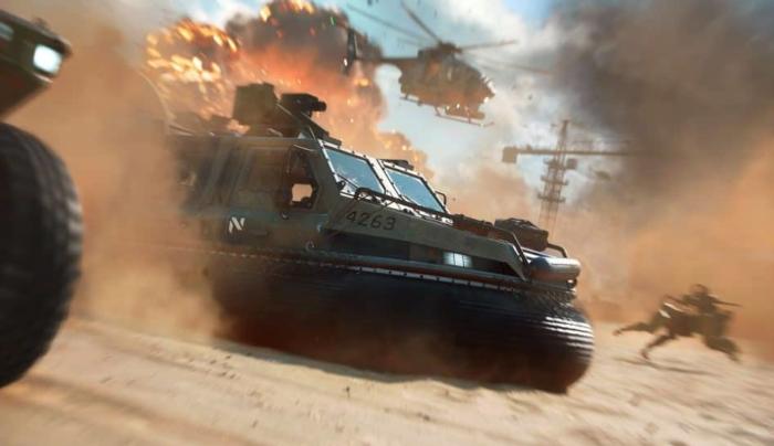 Battlefield 2042 Poster 2