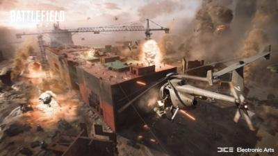 Battlefield Pre-Launch Screenshot 3