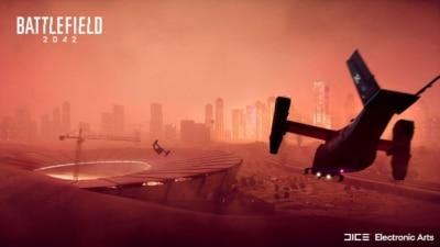 Battlefield Pre-Launch Screenshot 2
