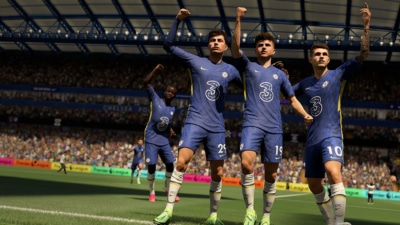 FIFA 22 Game Screenshot 4