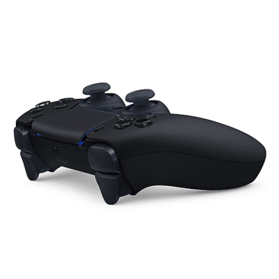 Sony PS5 DualSense Midnight Black Side View