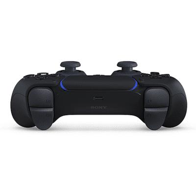 Sony PS5 DualSense Midnight Black Back View
