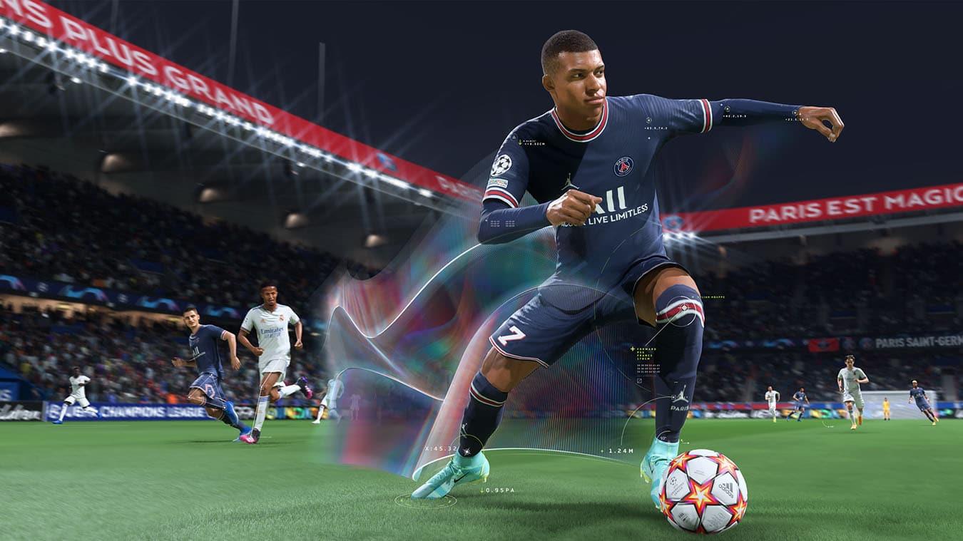 FIFA 22  Xbox Series X Game Screenshot 3