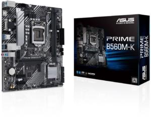 ASUS PRIME B560M-K Box View
