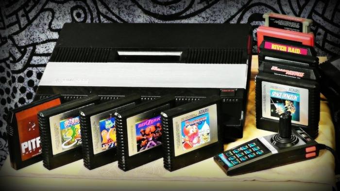 Atari 5200 & Games
