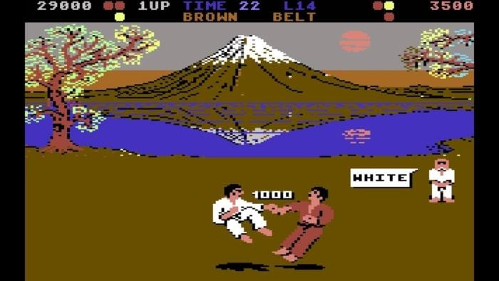 International Karate+ Screenshot