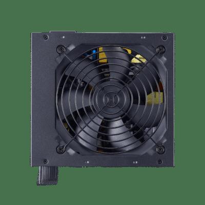 Cooler Master MWE 750 Bronze V2 Flat Fan View