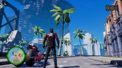 No More Heroes 3 Game Screenshot 1