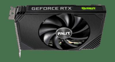 Palit RTX 3060 StormX Side View