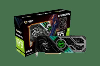 Palit RTX 3070 GamingPro Box View