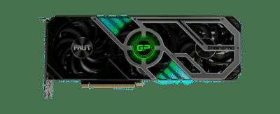 Palit RTX 3070 GamingPro Flat RGB View