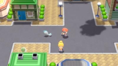 Pokémon Brilliant Diamond Game Screenshot 4