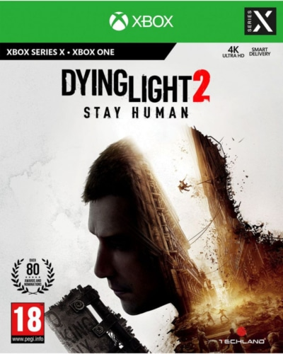Dying Light 2 Box Art XSX