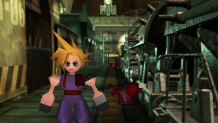 Final Fantasy VII Original Screenshot