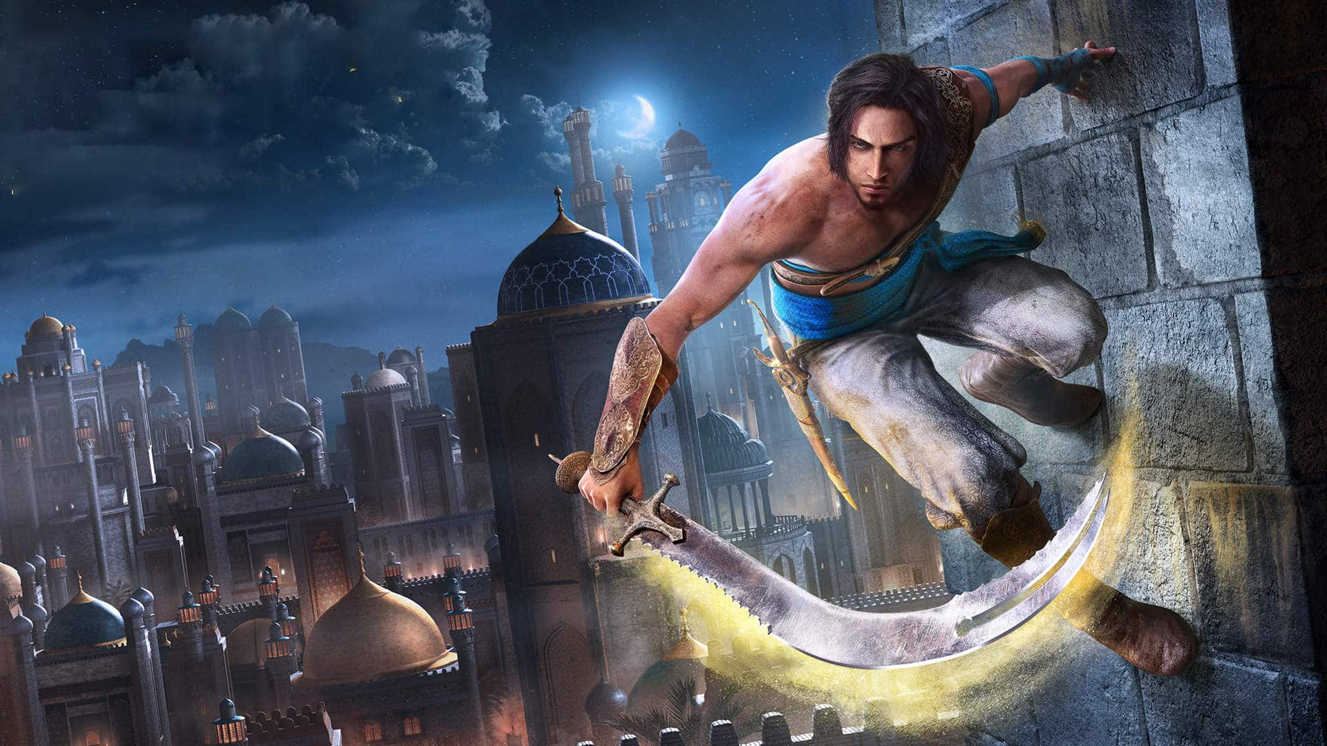 2003 Prince of Persia Sand of Time Artwork
