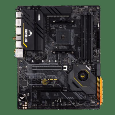 ASUS TUF Gaming X570-PRO (Wi-Fi) Flat View