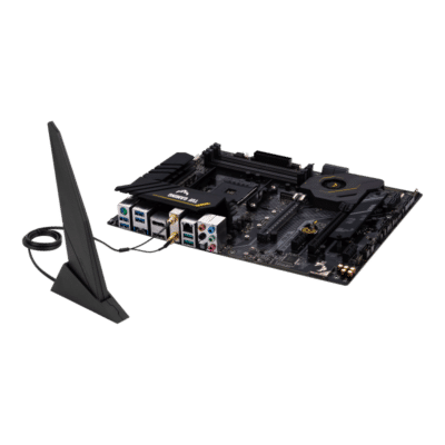 ASUS TUF Gaming X570-PRO (Wi-Fi) Networking View