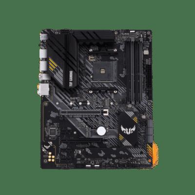 ASUS TUF Gaming B550-PLUS Flat View