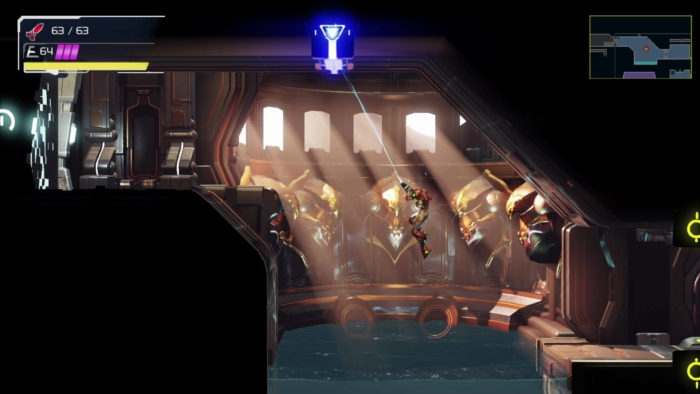 Metroid Dread Game Screenshot 7