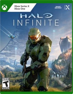 Halo Infinite Box Art XSX