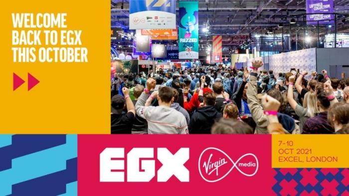 EGX 2021 Poster