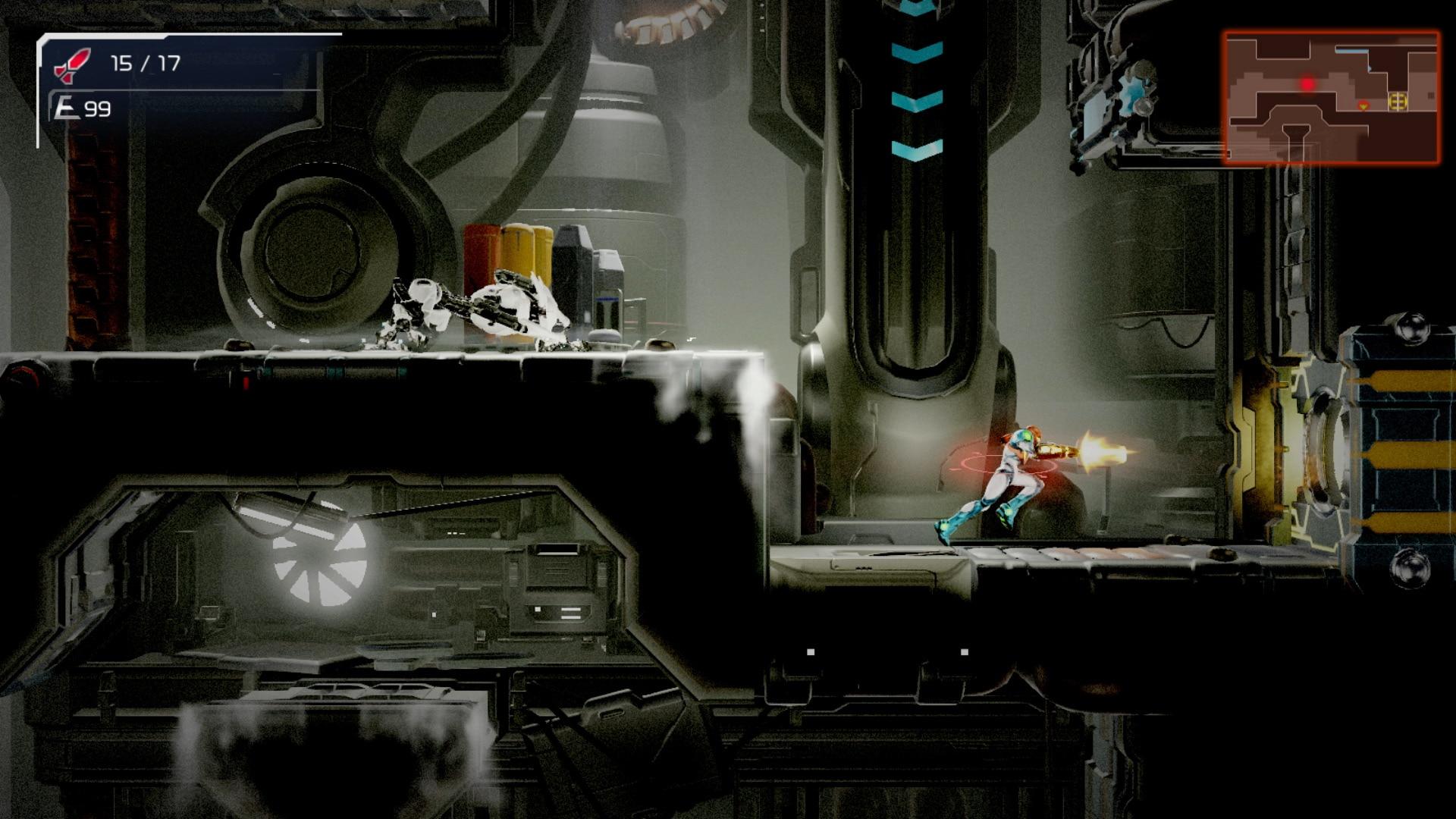 Metroid Dread Game Screenshot 5