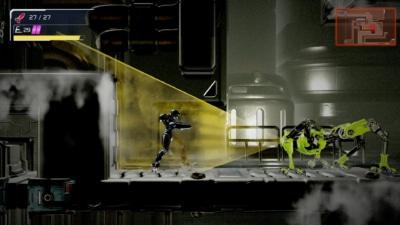 Metroid Dread Game Screenshot 2