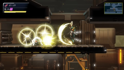 Metroid Dread Game Screenshot 9
