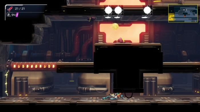 Metroid Dread Game Screenshot 11