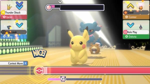 Pokémon Shining Pearl Game Screenshot 4