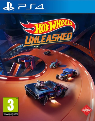 Hot Wheels Unleashed PS4