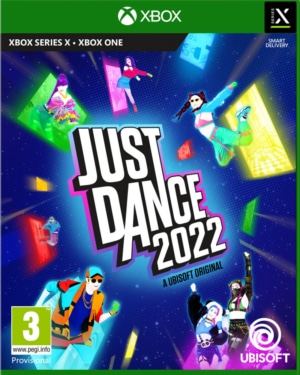 Just Dance 2022 Box Art XSX