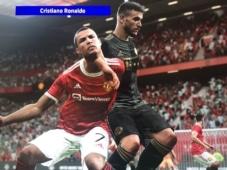 Early eFootball 2022 Gameplay Screenshot