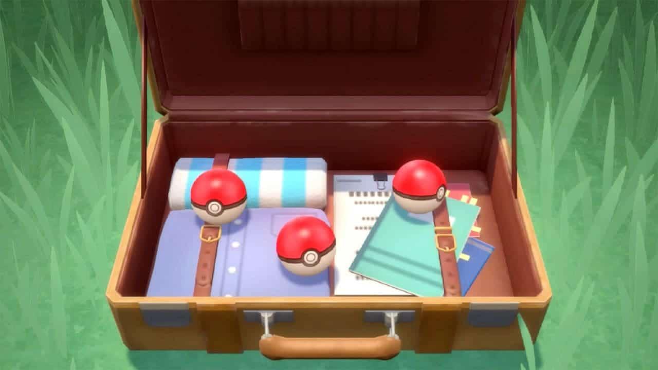 Pokémon Shining Pearl Game Screenshot 6